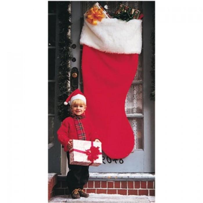 GeeksHive: Rubies Costume Jumbo Regal Plush Stocking, 5-Feet ...