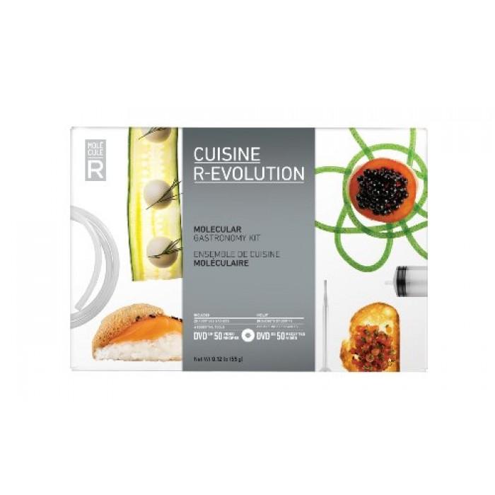 GeeksHive: Molecule-R Cuisine R-Evolution - 2nd GENERATION! 0.12 ...