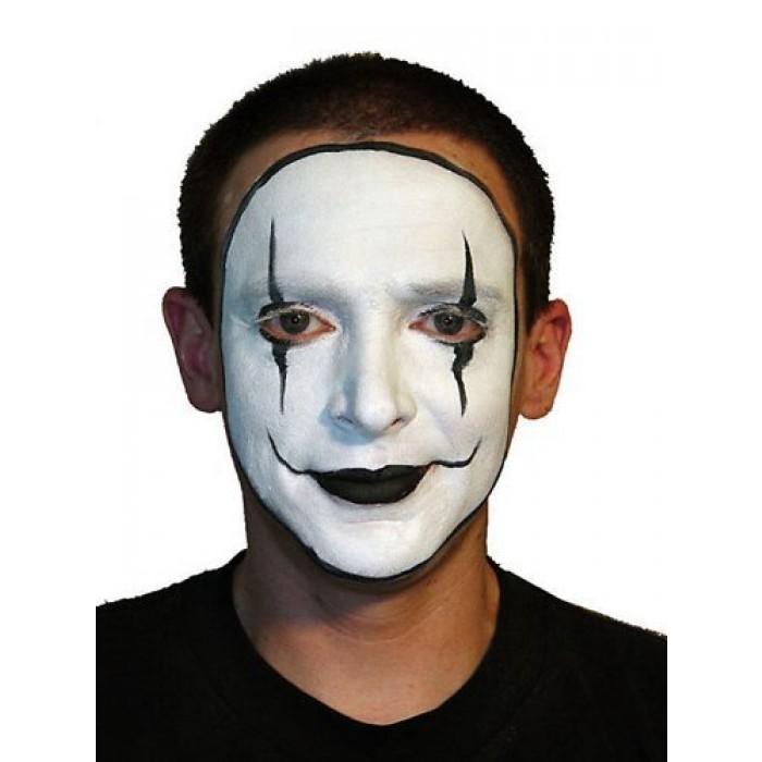 geekshive clown white cream costume makeup   2 oz   face   makeup