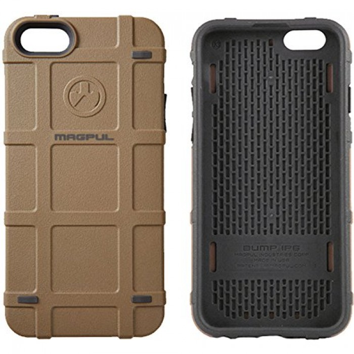 new concept 151e6 1dce4 GeeksHive: Magpul Bump Case, Iphone 6, Color: Flat Dark Earth (Mag486-Fde)  - Cases - Cases & Covers - Accessories - Cell Phones & Accessories