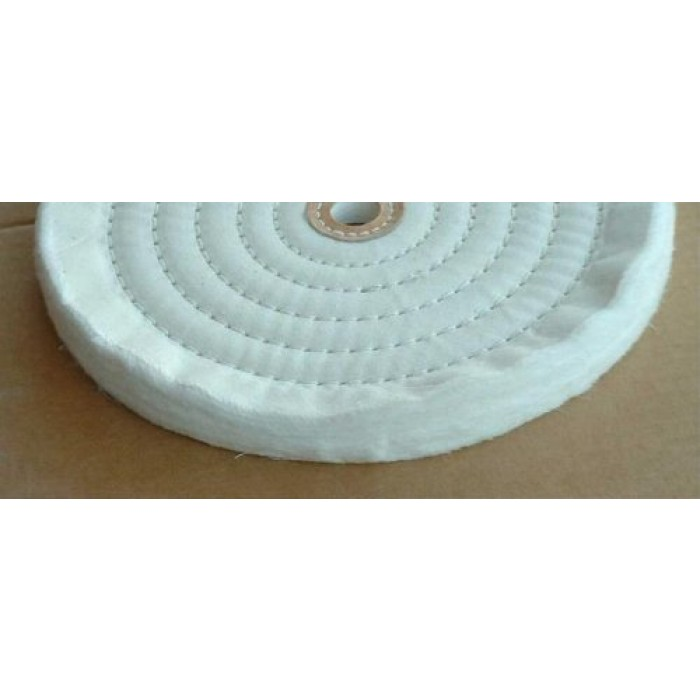 Geekshive Pit Bull 8 Quot X5 8 Quot Ply Soft Cotton Buffing Wheel