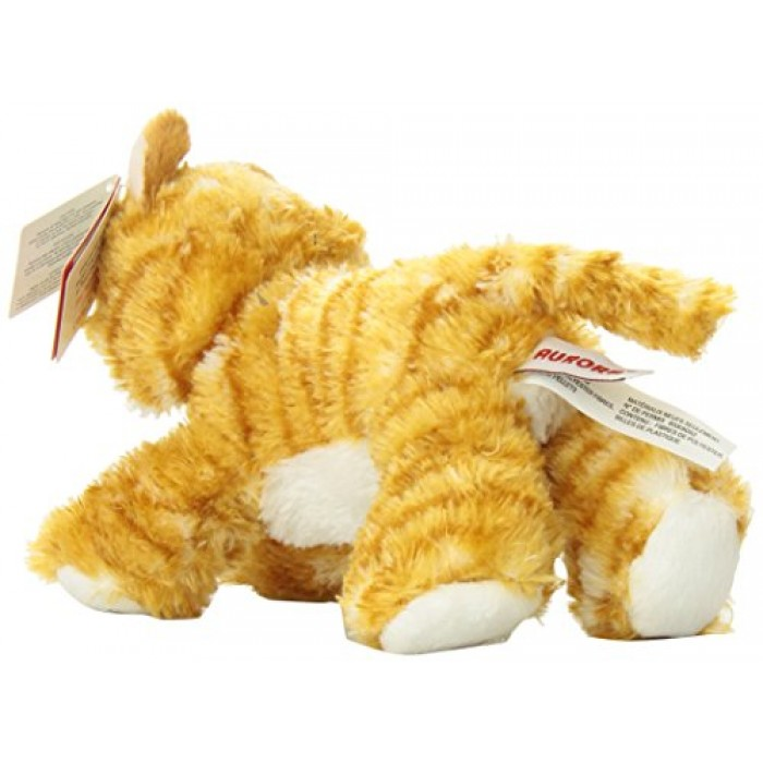 Geekshive Aurora Molly Orange Tabby Cat 8 Mini Flopsie Stuffed