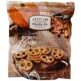 Creative Snacks Pumpkin Spice Yogurt Pretzels (1lb,10 Oz)