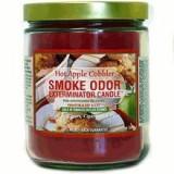 Smoke Odor Exterminator Candle, Hot Apple Cobbler