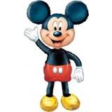 Mickey Mouse Jumbo Airwalker Party Balloon