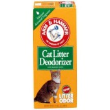 Arm & Hammer Cat Litter Deodorizer, with Baking Soda