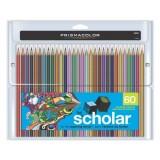 Prismacolor Scholar Pencil 60 Color Set