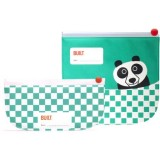 Big Apple Buddies Sandwich and Snack Bag-Pearl Panda