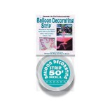 Mayflower 50 Foot Balloon Deco Strip - Birthday Arch - clear