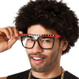 Rubie's Costume Lmfao Party Rock Anthem Glasses, Red, One Size