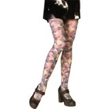 Rubies Costumes Camouflage Adult Costume Tights - Camo One Size