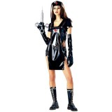 Womens Malpractice Evil Nurse Costume - Womens Std.