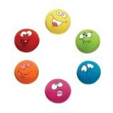 Zanies 6-Pack Latex PrePack Dog Toy, Small Discs