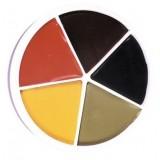 Mehron Professional Make-up Bruise Wheel - Large