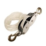 King Super-Handy Heavy-Duty 4,000 LB Capacity Rope Hoist