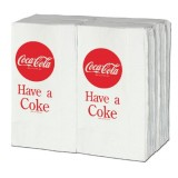 Have a Coke Paper Napkins 100 Pack
