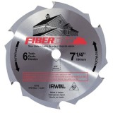 Irwin Tools Fibercut Fiber Cement Siding Blade