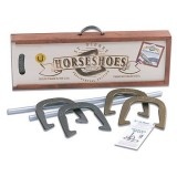 St. Pierre Presidential Edition Horseshoe Set
