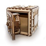 Safe Mechanical 3d Puzzle by UGEARS