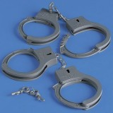 Fun Express 12 Handcuffs With Keys