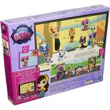 Littlest Pet Shop Playtime Adventures 9 Pack