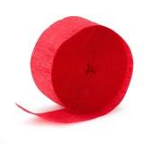 Red Crepe Streamer - 81'