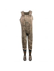 Frogg Toggs Amphib Camo Boots Foot 3.5mm Neoprene Chest Wader, Size 11, Mossy Oak Bottomlands
