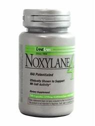 Lane Labs Noxylane 4 Capsules, 50-Count Bottle