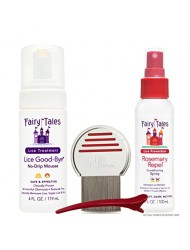 Fairy Tales Lice Good-Bye Survival Kit for Kids, 4 oz