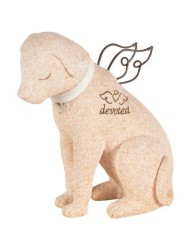 Bereavement Faithful Angel Memory Memorial Dog Pet Figurine Statue by Carson Home
