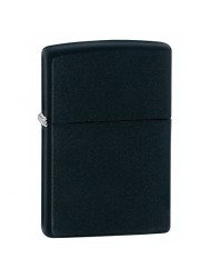 Zippo Pocket Lighter, Black Matte