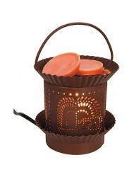 Electric Scented Wax & Oil Warmer-Willow Tree