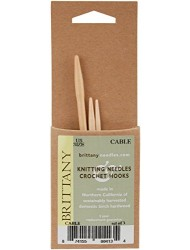 Brittany Cable Needles (3-Pack) 4134