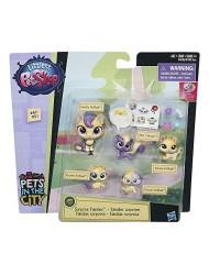 Littlest Pet Shop Surprise Families Mini Pet Pack (Calicos)