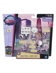 Littlest Pet Shop Surprise Families Mini Pet Pack (Skunks)