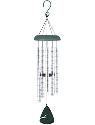 "Carson Home Accents 30"" Always Near Sonnet Chime"