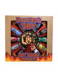 Pure Bred Idiot - Hot Sauce Roulette Game