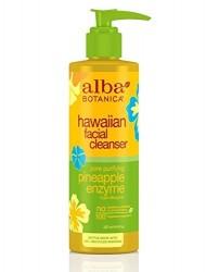 Alba Botanica Facial Cleanser Pnapl Enz 8 Fz