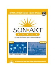 "Sun Art Paper - 12 Sheets of 5"" X 7"" Paper"