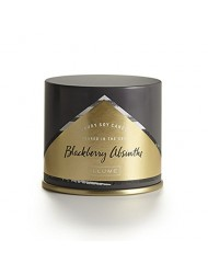 Illume Large 11.8 Oz Luxury Soy Candle in Blackberry Absinthe