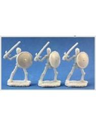 Reaper Skeletal Swordsmen (3) Miniatures