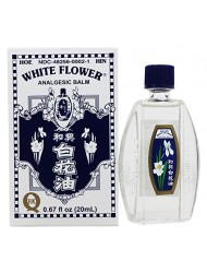 White Flower Analgesic Balm 20 Milliliter (0.67 Ounces)