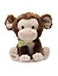 """Cuddle Barn My Monkey Marvin plays a fun game and sings """"Apples and Bananas"""" and """"Five Little Monkeys."""""""
