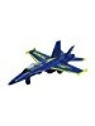 F-18 Hornet Blue Angel - 9 Inch