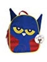 Kids Preferred Pete The Cat Lunchbag, 8""