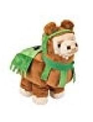 "JINX Minecraft Adventure Llama Plush Stuffed Toy (Brown, 11.5"")"
