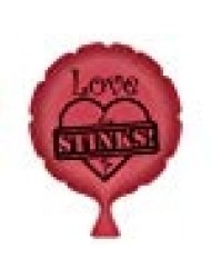 Beistle 70580 Love Stinks Whoopee Cushion, 8-Inch