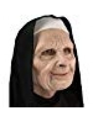 Zagone The Town Scary Nun Mask - ST