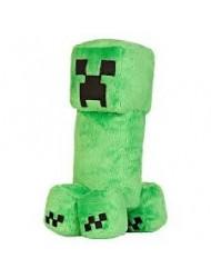 "JINX Minecraft Grand Adventure Creeper Plush Stuffed Toy Green, 16"""