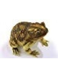 "10"" Giant Realistic Latex Frog Toad Halloween Prop Decoration"